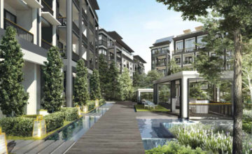 Mayfair Gardens Perspective 4 Singapore