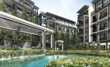 Mayfair Gardens Perspective 5 Singapore